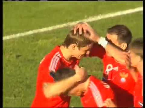 Обзор матча - Сборная Россия 3:1 Сборная Армении