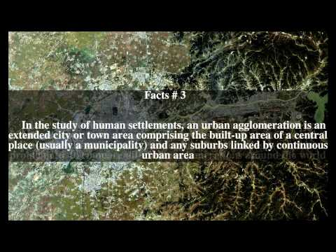 Urban agglomeration Top # 6 Facts