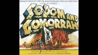 Sodom And Gomorrah | Soundtrack Suite (Miklós Rózsa)