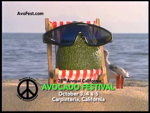 California Avocado Festival 2014