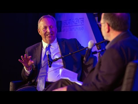 Larry  Summers on Macroeconomics, Mentorship, and Avoiding Complacency | Conversations with Tyler