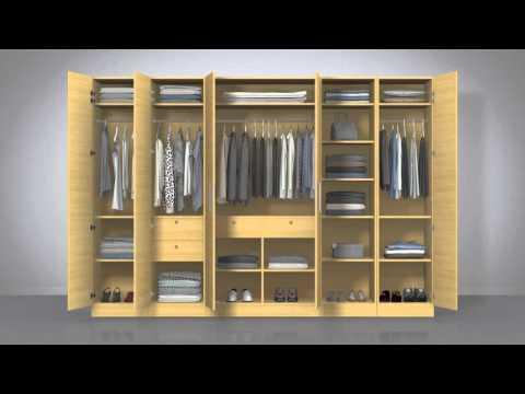 Primorati Modular Wardrobes