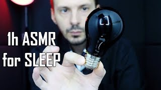 1H NEW ASMR Triggers Assortment For Sleep (No Talking)