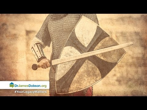 Raising Men of Honor - Part 1 with Dr. James Dobson's Family Talk | 5/24/2018