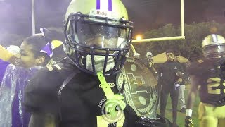 Warren Easton vs. Leesville (4A Semifinals) - A'shaad Clayton rushes for over 250 yards with 3 TDs