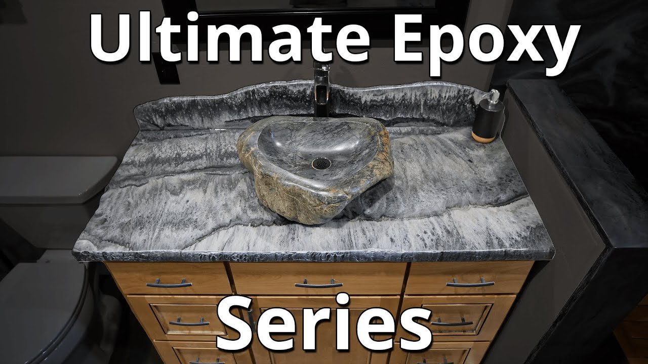 Before you use Epoxy, Watch this Ultimate Training Series   Stone Coat Countertops Epoxy