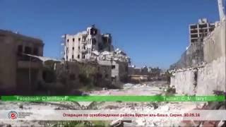 Сирийская армия освободила церковь Святого Вардана в Алеппо