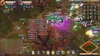 Albion Online   Снято с помощью GeForce