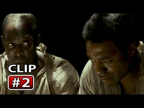 12 YEARS A SLAVE I Want to  Movie Clip # 2