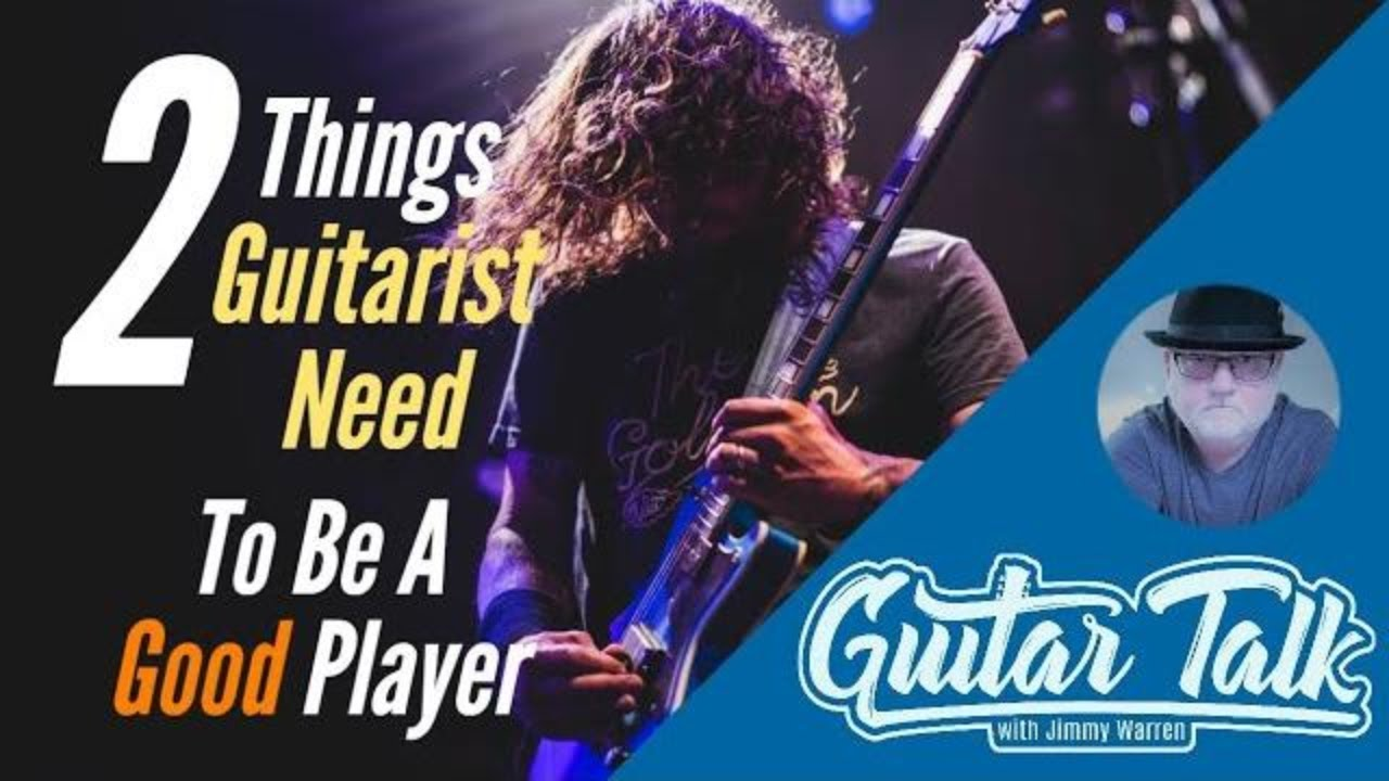 How To Be a Good Guitar Player