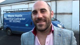 GARY 'SPIKE' O SULLIVAN - 'I WANT BIG NAMES LIKE GOLOVKIN OR MIGUEL COTTO, HAVE GLOVES WILL TRAVEL'