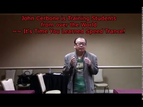 Speed Trance Training Class Reviews - August 2016 - HT Live