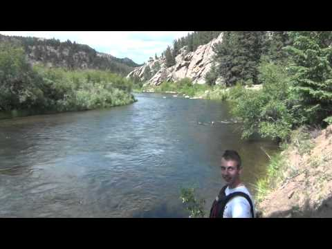 Cliff Diving, Camping & Craziness!!!