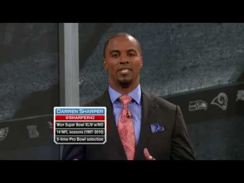 Darren Sharper Says He Couldn