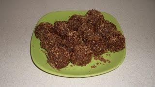 Вафельные шарики. Вкусный десерт из вафель «Артек»