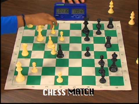 Chess Match #9