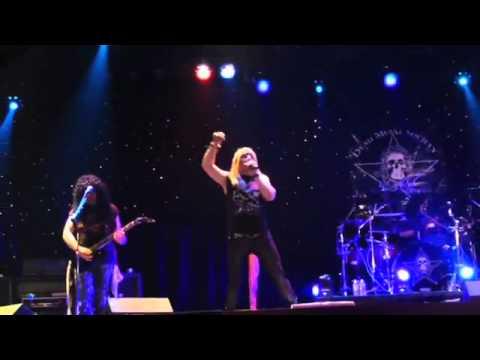 Animal - Dead Metal Society - Def Leppard  Nov 2012 80's hair Metal