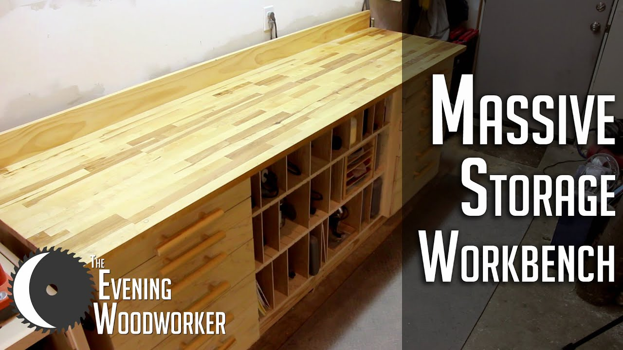 Massive Storage Workbench   YouTube