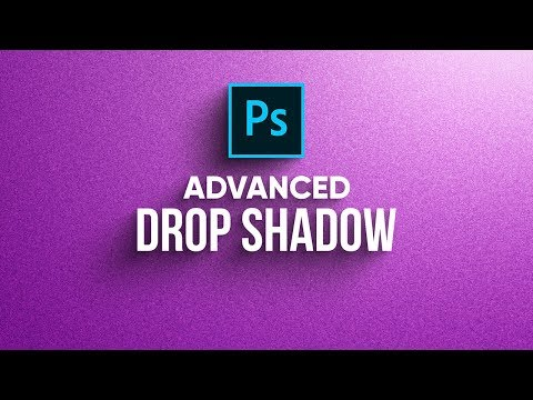 This is MUCH BETTER Than Drop Shadow in Photoshop!