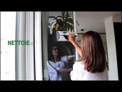 Des vitres propres en un seul geste avec le Vit'Power Kobold.