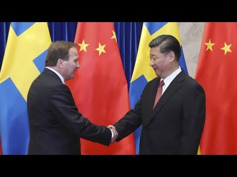 Xi Jinping calls for stronger ties with Sweden, Finland