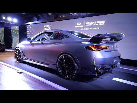 This Is The New Infiniti Project Black S