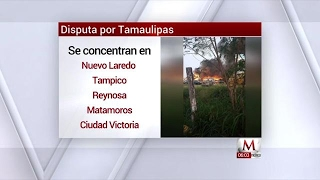 En 5 municipios, la peor disputa por Tamaulipas