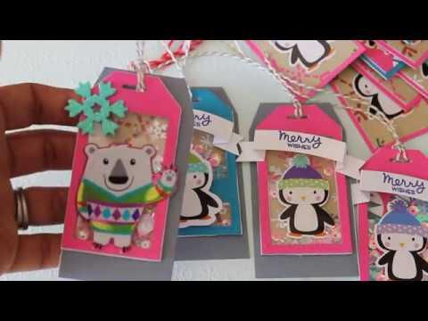 target dollar spot sticker shaker tags christmas cards - Target Photo Christmas Cards