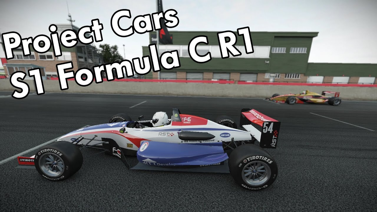 Project Cars Career S1 R1 The Beginning Formula C at Snetterton