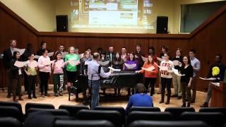 The Dartmouth College Glee Club sings Oaksterdam University