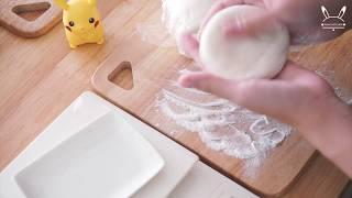Easy Snowskin Mooncake Recipe   Cách làm BÁNH DẺO TRUNG THU đơn giản   Pika's Kitchen