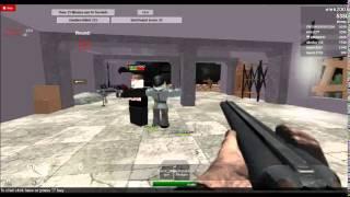 roblox zombies partie 2 :elek sauve la journée