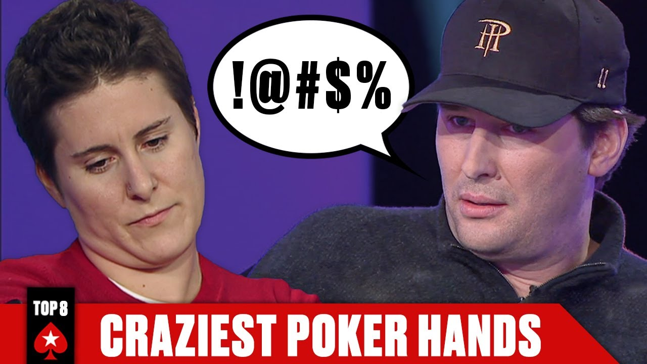 Download TOP 8 CRAZIEST Hands From THE BIG GAME ♠️ Best of The Big Game ♠️ PokerStars
