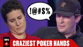 TOP 8 CRAZIEST Hands From THE BIG GAME ♠️ Best of The Big Game ♠️ PokerStars