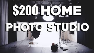 Portrait Studio - How to Set Up a Home Photography Studio for Under $200 screenshot 2
