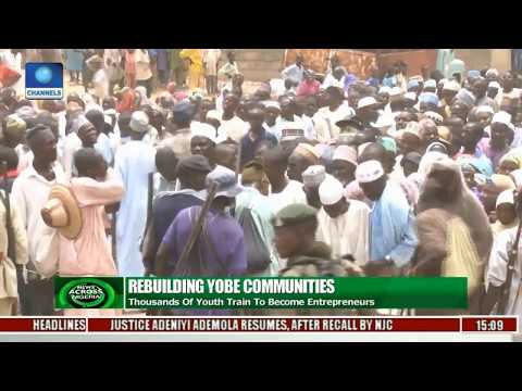 Yobe State Collaborates With NERI To Empower Women