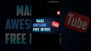 How to make free video intro on your mobile