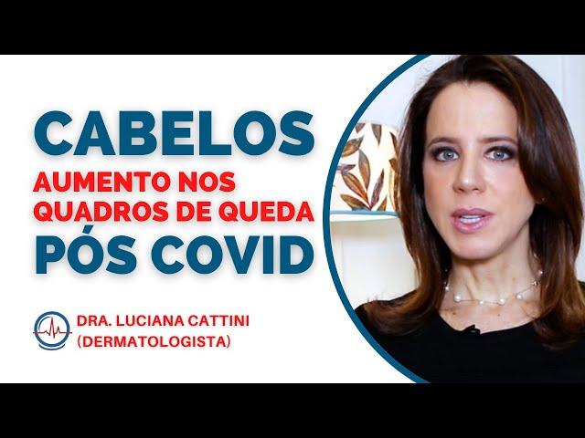 QUEDA DE CABELO PÓS COVID #QUEDADECABELOS #CABELOSPOSCOVID