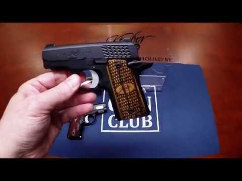 Georgia Gun Club look at the Kimber Micro Carry 380