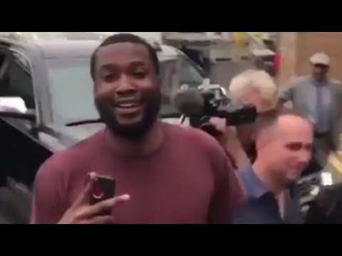 Meek Mill Free Released From Jail Due To Supreme Court Stepping In