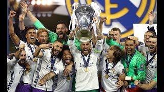 Real Madrid 4-1 Juventus [HD] Goles   COPE   La Duodecima 12ª
