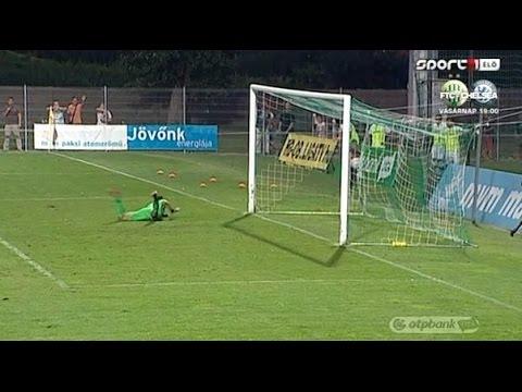 Eppel Márton gólja az MVM-Paks - MTK Budapest mérkőzésen thumbnail