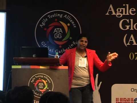 Parimala Hariprasad Agile Testing Alliance Global Gathering Bangalore