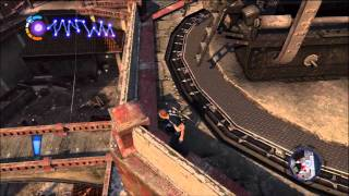 infamous 2 walkthrough good karma hard difficulty part 16 Storm The Fort