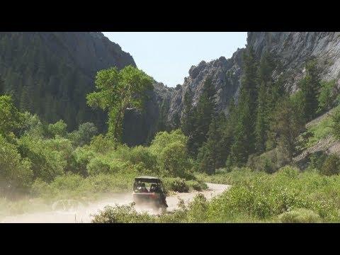 ATVing Mackay Idaho - an ATV centered Town