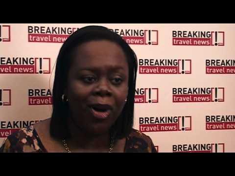 Carole Hay, Director of Marketing UK & Europe, Caribbean Tourism Organisation, CHTA 2012