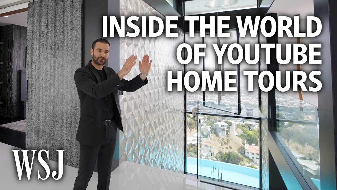 YouTube Home Tours are Blowing Up. Enes Yilmazer is Cashing In