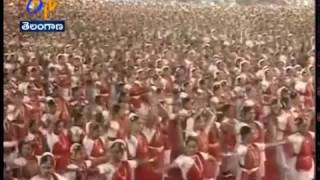Chennai Dance School Creates | Guinness Record | With 4525 Performing Bharatnatyam | at One Stage