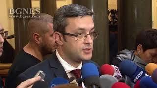 Биков: Отчетът на президента беше по-скоро отчет на нашето управление