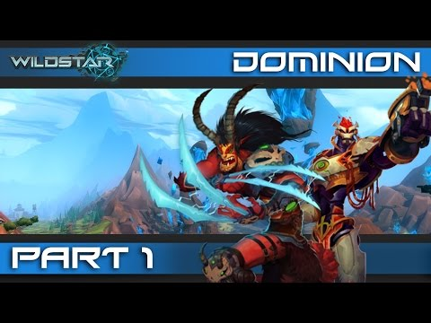 WildStar – Dominion Gameplay Walkthrough Part 1 – Welcome To Nexus
